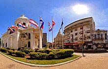 360° of Plaza de los Heroes - Asuncion, Paraguay