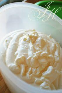 Homemade Spreadable Butter
