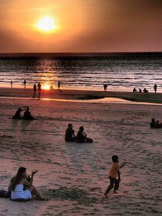 Mindil Beach Markets Sunset, Darwin