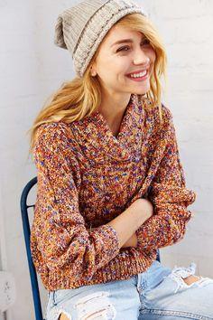 BDG Sunday Morning Sweater