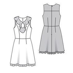 Free Dress Patterns!