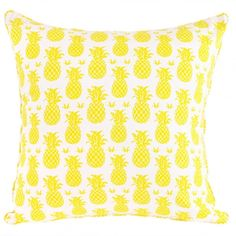 pineapple cushion from adore home magazine