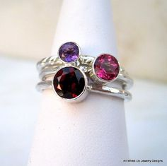 Awesome way to have mothers ring