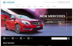 JM Car Dealer  - #Joomla 3.x template - excellent #solution for #car #dealers or other companies that work in similar way.