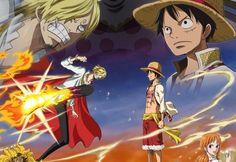 1st 'One Piece' Whole Cake Island Arc Blu-ray Anime TV Disc Scheduled
