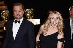 Kate Winslet Had The Time Of Her Life At This Year's BAFTAs