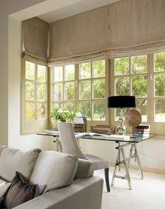 Spectacular faltrollo selber n hen fenster deko sichtschutz wohnzimmer raffrollos Dekoration Pinterest Deko und Selber machen