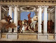 "New artwork for sale! - "" Tiepolo Villa Valmarana The Sacrifice Of Iphigenia by Giovanni Battista Tiepolo "" - http://ift.tt/2pTxNzS"