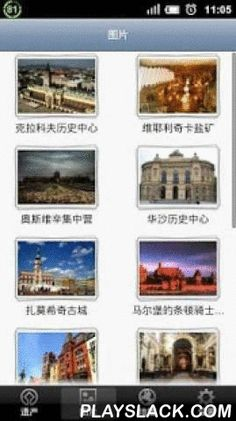 World Heritage In Poland  Android App - playslack.com , World Heritage in Poland is the tool for you to get world heritage information of Poland. You can get heritage list, every heritage introduction, local gallery, and heritage map. Everything is available in English, Chinese Traditional, Chinese Simplifier and Japanese. You can get world heritage information of these countries in setting page : Italy, Spain, China, France, Germany, Mexico, India, Britain, Russia, USA, Australia, Brazil…