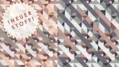 ! NEUER STOFF ! Das punctum - Textil hat ein Facelift erhalten und kommt in leicht geänderter Farbigkeit & Stoffqualität. Quilts, Blanket, Bed, Stream Bed, Quilt Sets, Blankets, Log Cabin Quilts, Beds, Cover