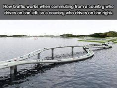 I live in Australia, we don't have this problem as we can't drive to another country. I wondered how they did this, now I know!!