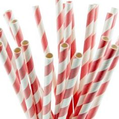 Party Paper Straws | Party Tableware & Supplies Online | The Party Cupboard