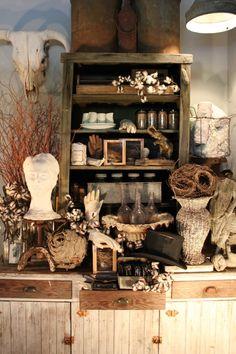 display . via seabold vintage market: farmstead . . .