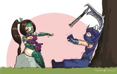 1000+ images about LoL (Duo) on Pinterest | League of ...