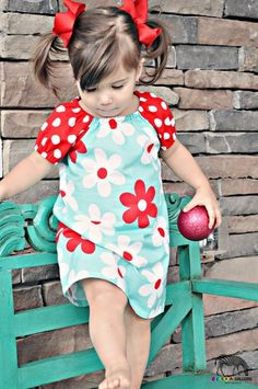 Beautiful designed girls clothing by Valeriya!