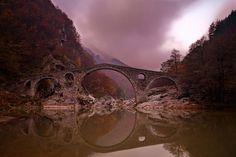 Devils Bridge, Arda, Bulgaria/ Evgeni Dinev