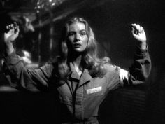 Veronica Lake surrenders to Japanese, but she has a surprise for them in stock...  Comet over Hollywood explores World War II drama 'So Proudly We Hail' (1943).  http://cometoverhollywood.com/2013/02/17/cmba-fabulous-films-of-the-1940s-blogathon-so-proudly-we-hail-1943/