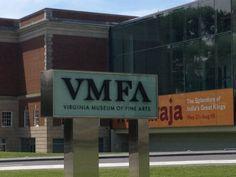 Virginia Museum of Fine Arts (VMFA) in Richmond, VA