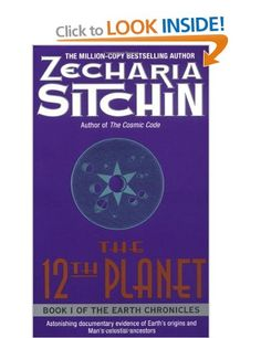 The 12th Planet: Book One of the Earth Chronicles: Amazon.co.uk: Zecharia Sitchin: Books