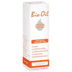 Bio-Oil is my anti-aging secret. It's cured my sisters systic acne, I use if for scars and stretchmarks. My friend even pours it in her bath water and loves, just had to share this!