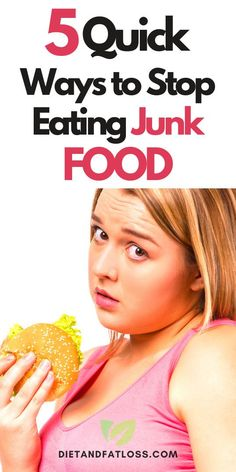 Are you a junk food junkie? Maybe you've never met a dessert you didn't love, or maybe you prefer salty potato chips and fries. Either way, if you overindulge, you're loading your body with calories while depriving it of real nutrition. Eating junk food is fine in moderation and on special occasions, but what about those junk food cravings that hit you at the most inconvenient times. Today you will learn five proven ways to stop eating junk food. #junkfood #junkfoodcravings #stopjunkfood