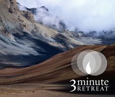 Believe in Me 3 Minute Retreat