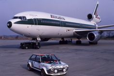 Alitalia proud sponsor for Rally Championship
