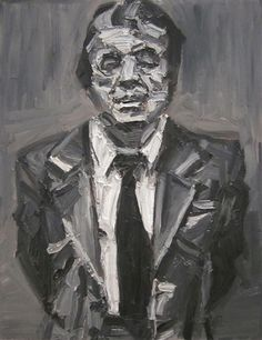 Enzo Marra Francis Bacon, 2010 x oil on canvas Shades Of Grey, 50 Shades, Francis Bacon, Oil On Canvas, Product Launch, Artist, Artworks, Paintings, Fictional Characters