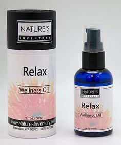 Another great find on #zulily! Relax Wellness Oil #zulilyfinds