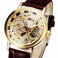 Forsining Golden Mens Watches Top Brand Luxury Mechanical Skeleton Dial Mesh Strap Fashion Urban Dress Wristwatches 2019 Bracing Up The Whole System And Strengthening It Men's Watches Mechanical Watches