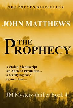 The Prophecy (JM Mystery-Thriller Series Book 4) - http://freebiefresh.com/the-prophecy-jm-mystery-thriller-series-book-free-kindle-review/