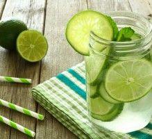 Recette - Detox water - Notée 4.2/5 par les internautes