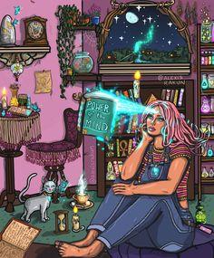 How to Magically Manifest an Epic Life. Black Girl Art, Black Art, Art Girl, Stoner Art, Halloween Wallpaper Iphone, Spirited Art, Witch Art, Dope Art, Psychedelic Art