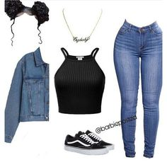 Cute Lazy Outfits, Swag Outfits For Girls, Teen Girl Outfits, Cute Swag Outfits, Girls Fashion Clothes, Teenage Outfits, Teen Fashion Outfits, Retro Outfits, Girly Outfits