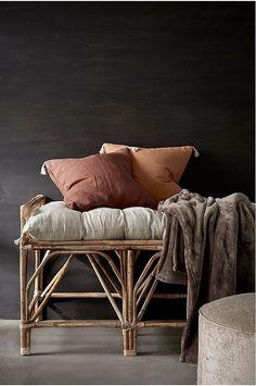 Ellos Home Daybed Aruba - Natur - Møbler - Homeroom. Throw Pillows, Bed, Table, Furniture, Home Decor, Villa, Patio, Toss Pillows, Decoration Home