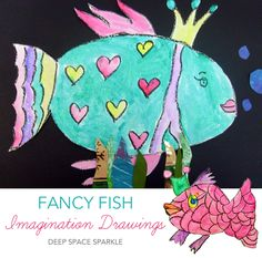 Fancy Glitter Fish                                                                                                                                                                                 More