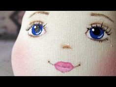 Как сшить куклу своими руками.  Урок 1 - как сшить тело куклы. Кукла по мотивам Сьюзен Вулкотт. - YouTube