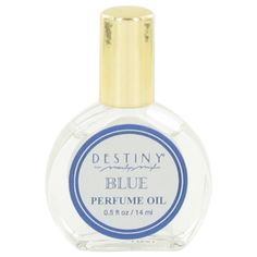 Destiny Blue Perfume Oil By MARILYN MIGLIN
