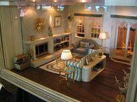I have that sofa for my big Plantation dollhouse!
