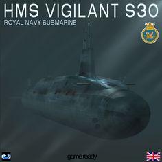 HMS Vigilant S30