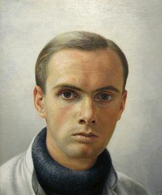 Edgar Fernhout, zoon van Charley Toorop (die dochter was van Jan Toorop) - die ongetwijfeld het brengen van de sterkste portretten (Ze zijn ...
