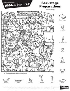 English Worksheets For Kids, Fun Worksheets, Hidden Pictures Printables, Highlights Hidden Pictures, Hidden Picture Puzzles, Jokes And Riddles, Paper Games, 8th Grade Math, Hidden Objects