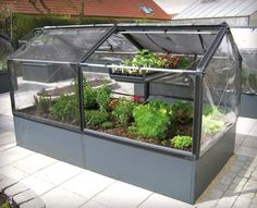 GrowCamp 4' x 8' Modular Greenhouse with GrowTray + Grow Camp Extension | Stakelums Home & Hardware