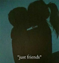 """Can we be """"just friends""""? I wanna be """"just friends"""". The Words, Mood Quotes, Life Quotes, Hurt Quotes, Wall Quotes, Bad Boy Quotes, Tv Quotes, Quotes Positive, Famous Quotes"""