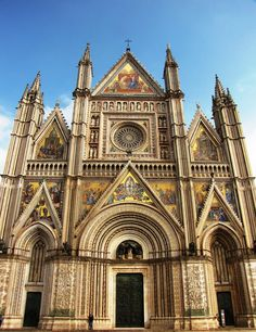 Cathedral of Orvieto by Stefano Natili on 500px