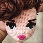 "1,752 Me gusta, 91 comentarios - Elmas Toprak (@sihirlikanca) en Instagram: ""#amigurumidoll #amigurumi #amigurumilove"""