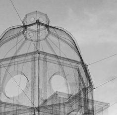 """cafeorquidea: """"Edoardo Tresoldi, LIFT x Secret Garden, 2015 """""""