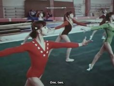 'You in gymnastics' (1978), the seminal documentary about Soviet sports, with english subtitles (finally!). The Soviet -and Russian- ethos of the sport finally uncovered.