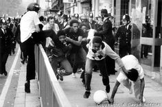Britain's 1981 Race Riots, Citizen Design of Policing, and Me South London, Old London, African American History, British History, Star Wars, Brixton, Black History, Modern History, World History