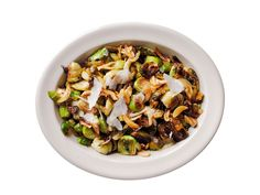 Brussels Sprouts with Balsamic Honey recipe from Food Network Kitchen via Food Network